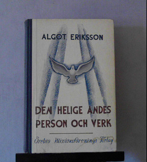 Den helige Andes person och verk