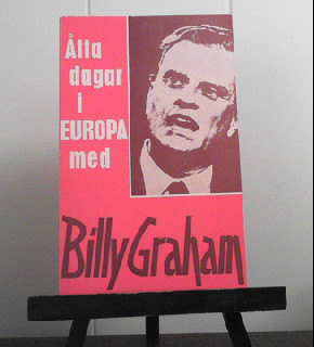Åtta dagar i Europa med Billy Graham