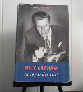 Billy Graham en ropandes röst