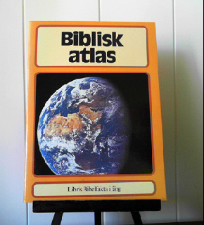Biblisk atlas